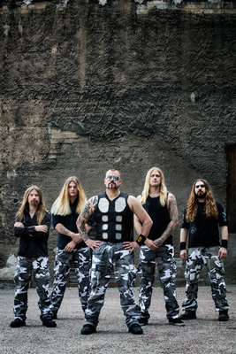 Bild: Sabaton - The Last Tour