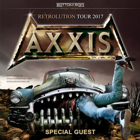 Bild: AXXIS - Retrolution Tour 2017