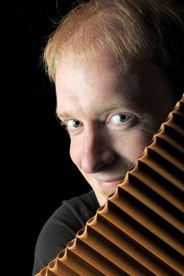 Bild: Virtuose Panflöte - Panflöte und Orgel (Schlubeck / Michiels) - Werke von Albinoni bis Zamfir