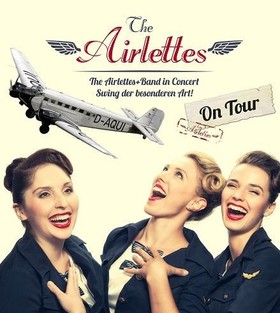 Bild: The Airlettes (Swing-Show)