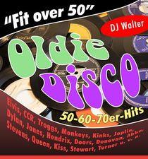 """Bild: Oldie-Disco - """"Fit over 50!"""""""