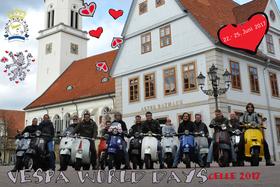 Bild: Vespa World Days 2017 - GERMANY.CELLE 2017