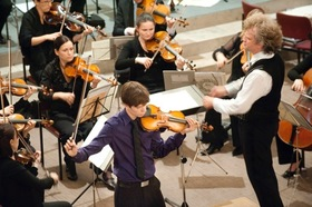 Bild: Gala Konzert  : 25 Jahre  CC & Co e.V. - Solistin : Elisabeth Brauß
