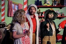 Bild: Als der Weihnachtsmann vom Himmel fiel - Theater auf Tour