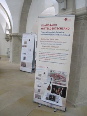 Bild: Eröffnung der Sonderausstellung  - Klangraum Mitteldeutschland