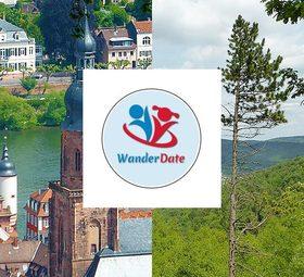 Bild: Wandeln auf dem Philosophenweg zum Heiligenberg!
