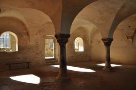 Bild: Klosterführung -