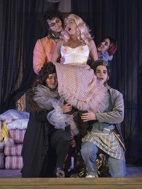 Bild: Der Barbier von Sevilla - Oper in zwei Akten - Musik von Gioacchino Rossini