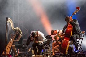 """Bild: Herbert Pixner Projekt - """"Finest handcrafted music from the alps"""""""