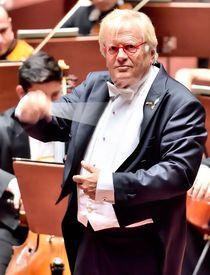 Bild: Justus Frantz und die Philharmonie der Nationen - Mainau Symphonie