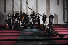 Bild: Leonard Elschenbroich (Cello) Hungarian Chamber Orchestra