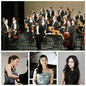 Bild: Orchesterkonzert Memmingen | Klavierfestival 2017