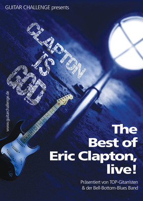 Bild: The best of Eric Clapton, live ! - Konzert