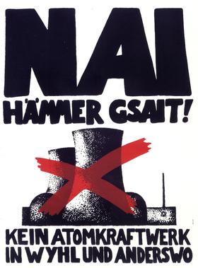 """Bild: Nai hämmer gsait!"""" Vortrag von Hans Weide"""