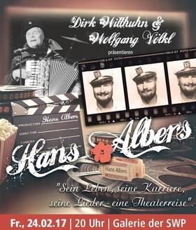 Bild: Hans Albers Abend - Sein Leben, seine Karriere, seine Lieder - eine Theaterreise