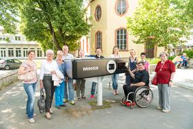 Bild: Optikparcoursführungen für Einzelreisende in Wetzlar 2017 - Führung über den Optikparcours
