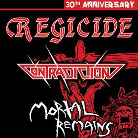 Bild: Regicide - Contradiction - Mortal Remains
