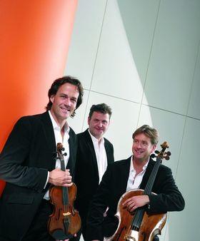 Bild: Violine • Violoncello • Klavier
