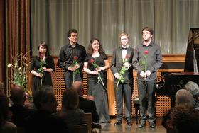 Bild: Internationales Klavierfestival junger Meister