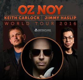 Bild: Oz Noy Trio - feat. Jimmy Haslip & Keith Carlock