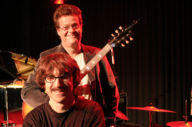 Bild: Ignaz Netzer & Thomas Scheytt - Oldtime Blues & Boogie Duo