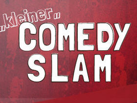 Bild: kleiner Comedy Slam - in MS III 2017