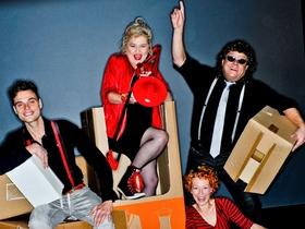 Bild: Die Herkuleskeule - Ballastrevue - Das Kabarett aus Dresden