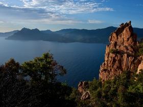 Bild: 3D-Multivisions-Show Korsika - Das Gebirge im Meer