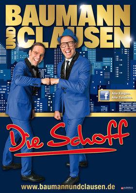 Bild: Kabarett im Volkshaus - Baumann & Clausen: Die Schoff