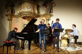 Bild: Jazztage: Volker Engelberth Quintett | Dieter Ilg - Jazzpreisträger Ba-Wü 2016 | Kontrabass solo
