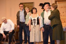 Bild: Würzbacher Bauerntheater - Neues Programm!