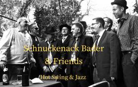 Bild: Schnuckenack Bader Quartett