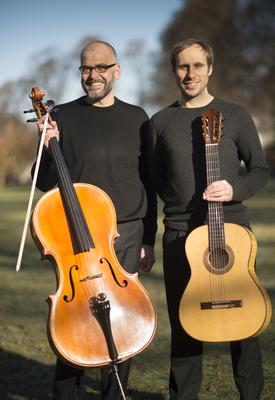 Bild: Solo- und Kammermusikwerke für Violoncello und Gitarre