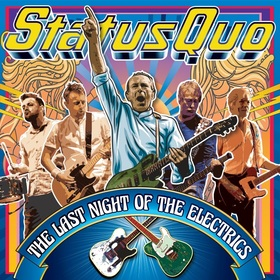 Bild: STATUS QUO - THE LAST NIGHT OF THE ELECTRICS 2017 - very special guest: Uriah Heep