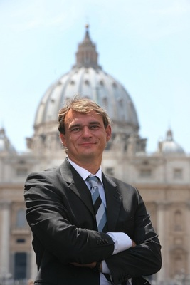 Bild: Andreas Englisch - Franziskus - Kämpfer im Vatikan