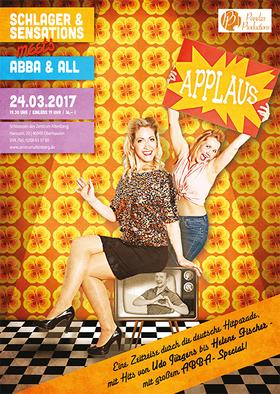 Bild: Schlager & Sensations meets ABBA & ALL - Zeitreise durch die deutsche Hitparade