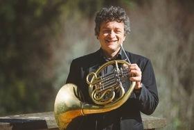 Bild: KammerKONZERT: »Horn plus« Guido Corti (Horn), Nimrod Guez (Violine), Gerold Huber (Piano), Fidelis Edelmann (Klarinette)