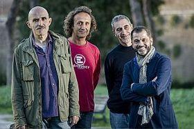"Bild: Luciano Biondini / Rosario Giuliani Quartet - ""Cinema Italia - The Music of Nino Rota and Ennio Morricone"""