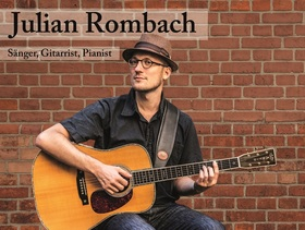 Bild: Best of Singers & Songwriters - Julian Rombach - Konzert