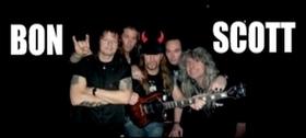 Bild: ACDC-Tribute Night mit BON SCOTT - Live im Riffelhof