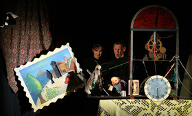 Bild: Moussong Theater - Die kaputte Uhr