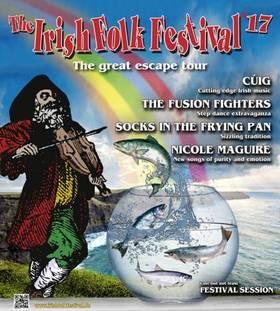 Bild: Irish Folk Festival 2017 - The great escape tour