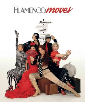 Bild: FLAMENCO! Revue - mit Vivien Baer & Ensemble