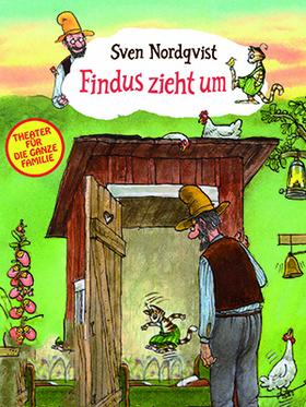 Bild: Pettersson und Findus – LöwenKINDER - Findus zieht um (Theater für Kinder ab 3 Jahre)
