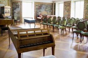 Bild: Festliche Tage Alter Musik, zweiter Tag: Abschlusskonzert der Meisterklasse