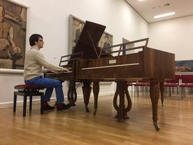 Bild: Preisträgerkonzert Fortepiano Plus Kremsegg 2017