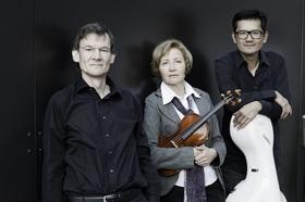 Bild: Klaviertrio Then-Berg, Schäfer, Yang