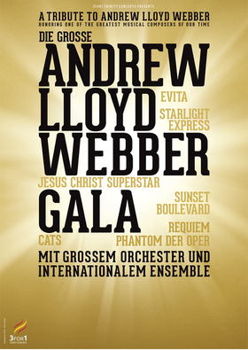 Bild: Die große Andrew Lloyd Webber Gala - A Tribute to Andrew Lloyd Webber