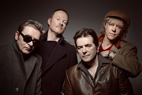 Bild: THE BOOMTOWN RATS (Bob Geldof, Garry Roberts, Pete Briquette & Simon Crowe) - 40th Anniversary I support: Rodgau Monotones