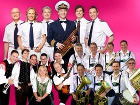 Bild: Die goldenen Klänge der Volksmusik - Captain Cook & seine singenden Saxophone, Vera & ihre Oberkrainer, Hainich Musikanten